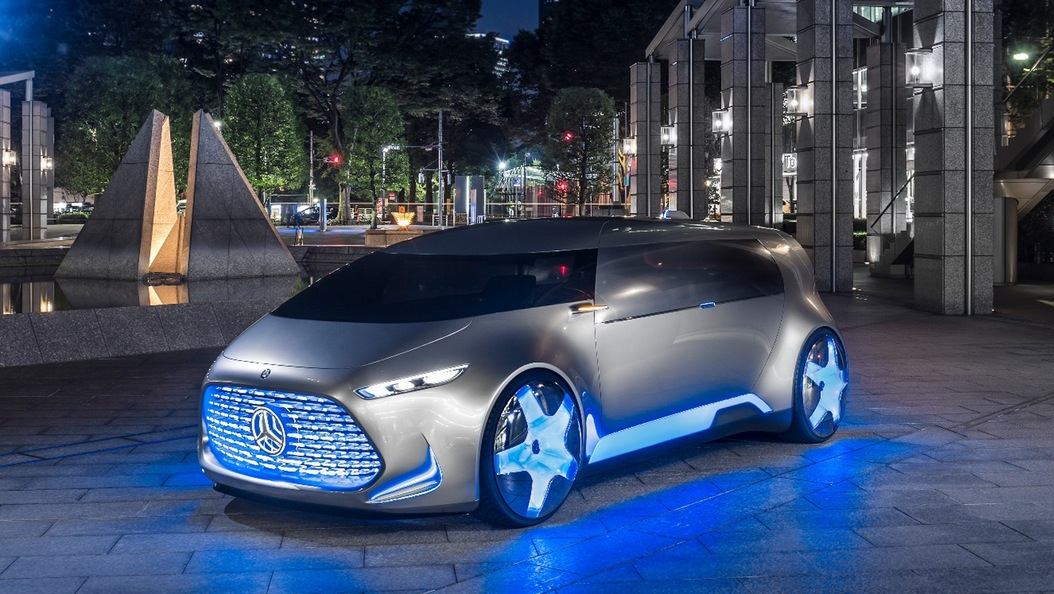 Mercedez Vision tokyo motor show4