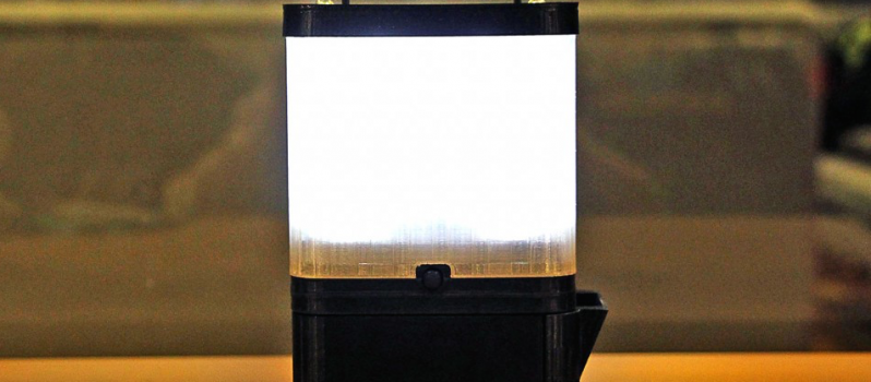 Are Salt Lamps Meant To Leak Water : Guy Makes A Lamp That Runs For 8 Hours Just On Salt Water