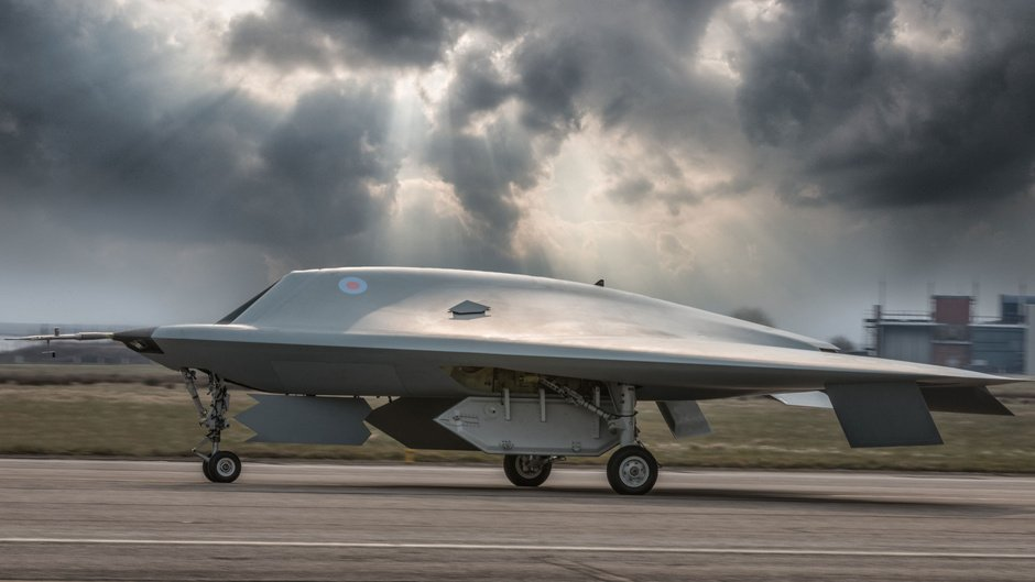 Taranis stealth drone5