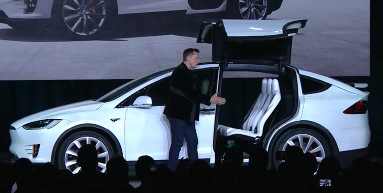 Tesla Model X Has Been Launched And It Is Wonderful 11