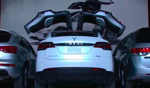 Tesla Model X Has Been Launched And It Is Wonderful 12