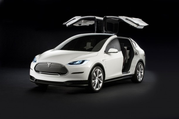 Tesla Model X Has Been Launched And It Is Wonderful 3