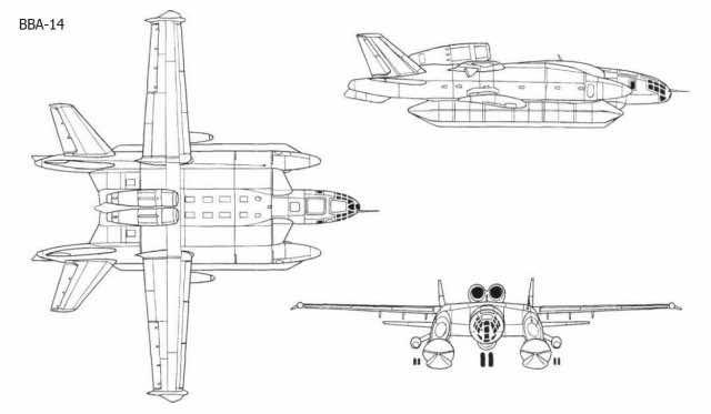 VVA-14 cold war plane7
