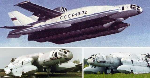 VVA-14 cold war plane8