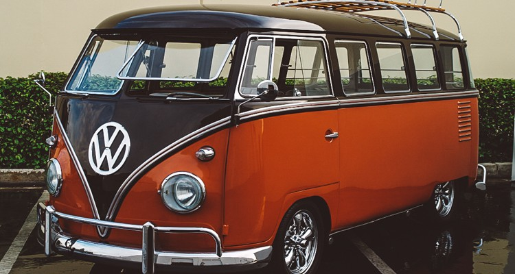Volkswagen releasing hippie van as EV2