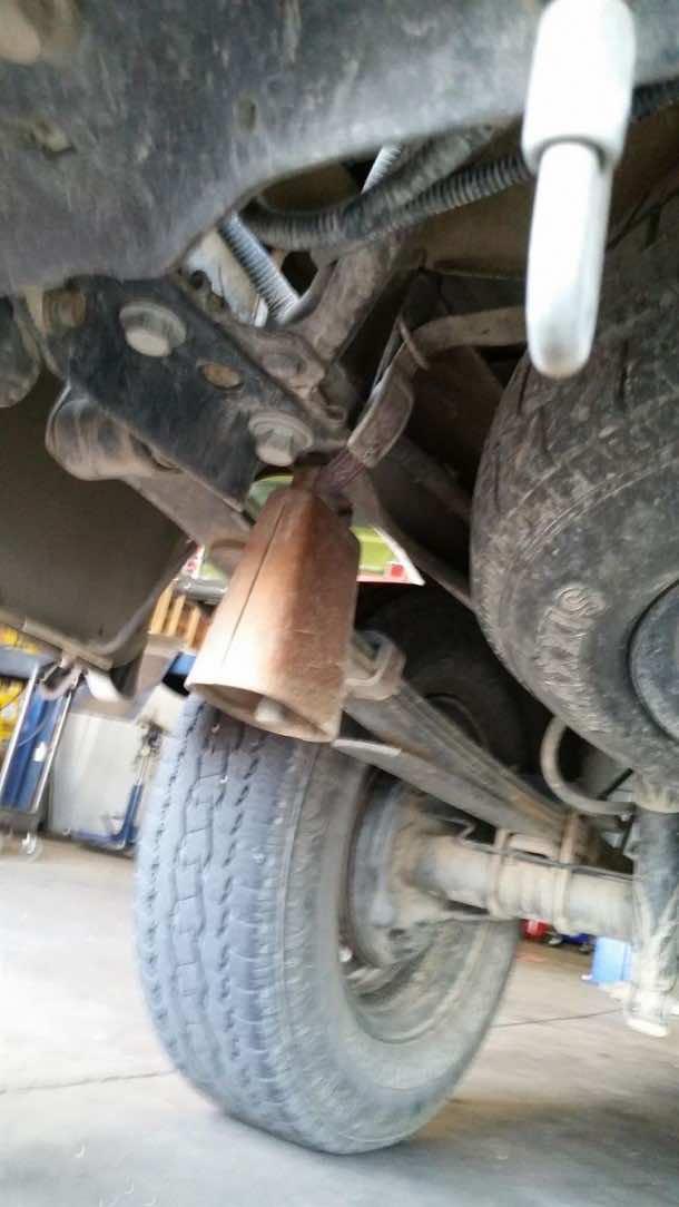mechanic fails