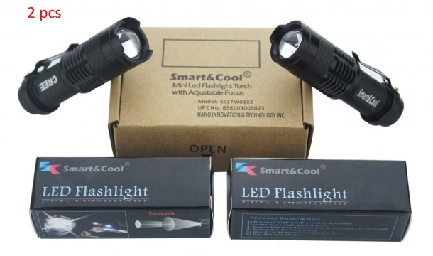 10 Best CREE LED flashlights (9)
