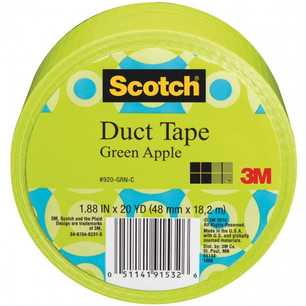 Scotch Duct Tapes, 3M