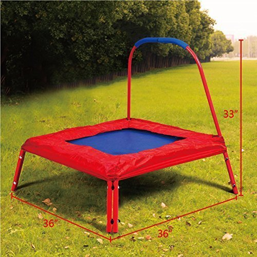 10 Best Trampolines for Kids (3)