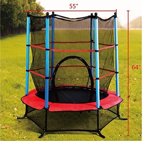 10 Best Trampolines for Kids (4)