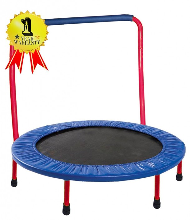 10 Best Trampolines for Kids (7)