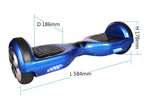 10 High performance hoverboards (10)