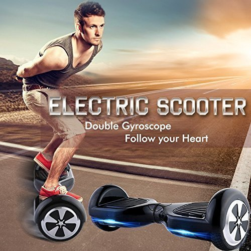 10 best hoverboards rated 2 stars and above (10)