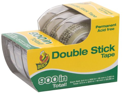 Duck Brand Permanent Double Stick Tape