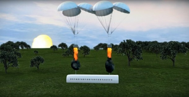 Airplane Safety System To Save Passengers 2
