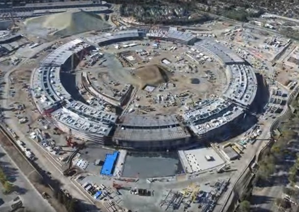 Apple's New Campus, The Spaceship