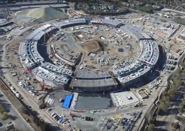 Apple's New Campus, The Spaceship