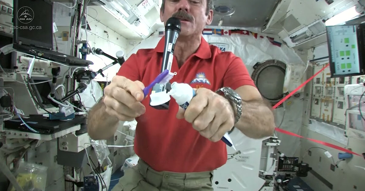 Astronauts-Performing-Daily-Tasks-On-Space-Stations-11