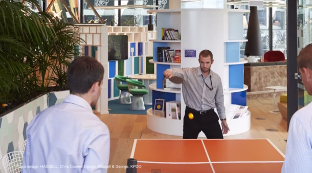 Check Out The Healthiest Workplace In The World 14