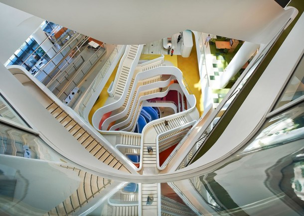 Check Out The Healthiest Workplace In The World 19