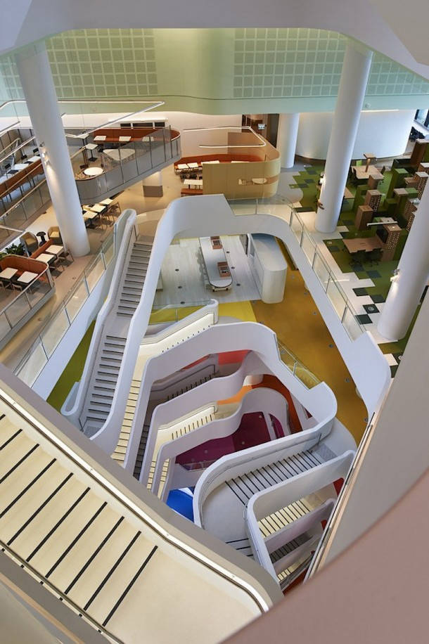 Check Out The Healthiest Workplace In The World 4