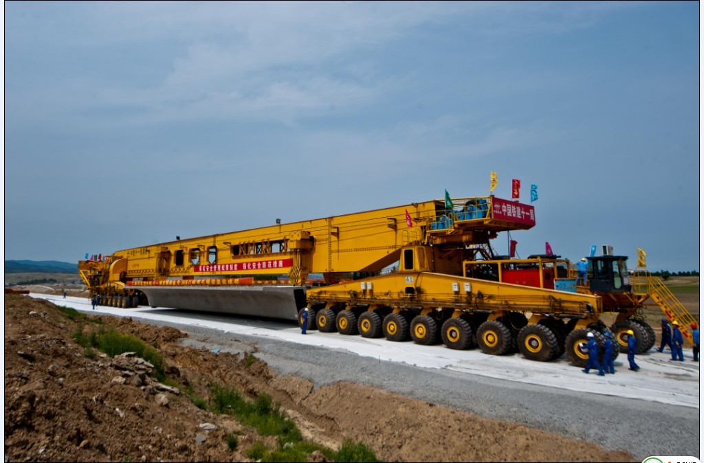 Chinese bridge machine 3
