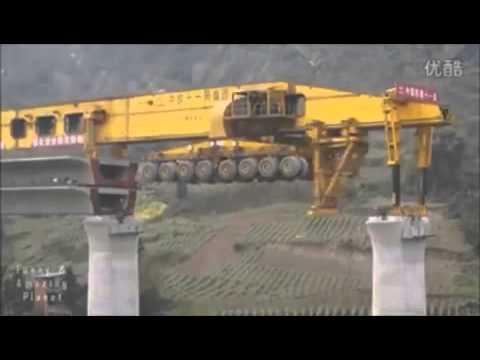 Chinese bridge machine