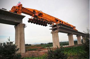 Chinese bridge machine2