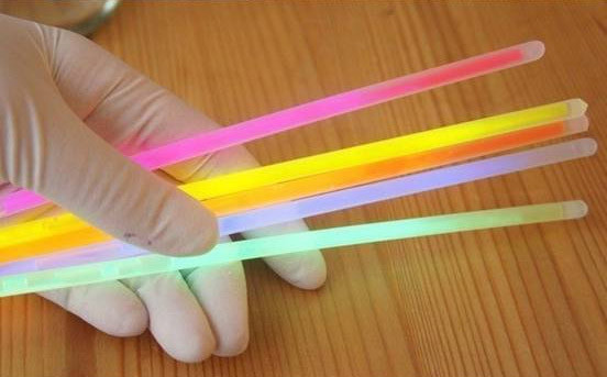 Glow Sticks For Decoration Ornaments