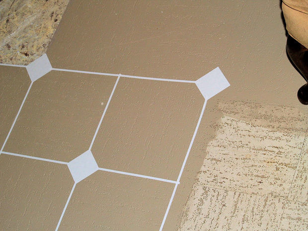 How to do tile flooring yourself
