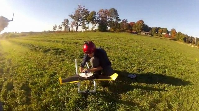 MIT Drone evading obstacles