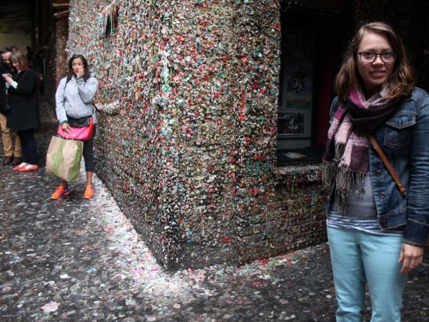 Seattle's Gum Wall Dies Tomorrow 6
