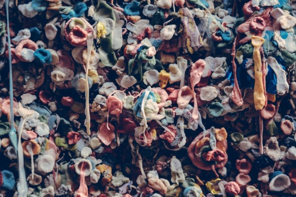 Seattle's Gum Wall Dies Tomorrow 9