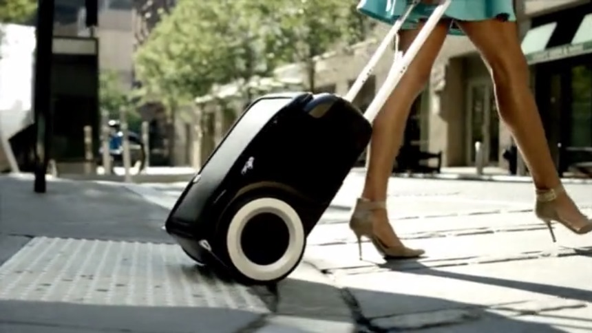 Smart Carry-On Luggage – A Kickstarter Success 5