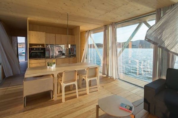 The Amazing Floating House Is Customizable And Self-Sufficient 3