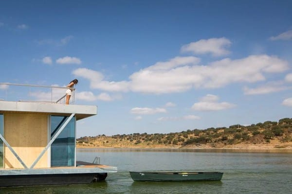 The Amazing Floating House Is Customizable And Self-Sufficient 4