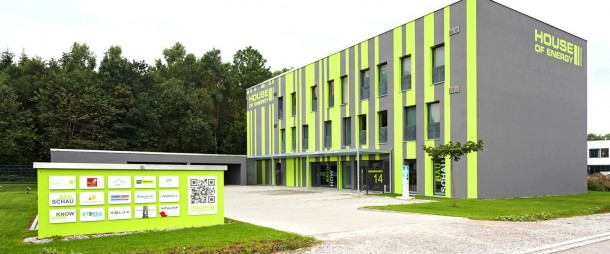 The House Of Energy Is The World's First Passive House Premium Building 2