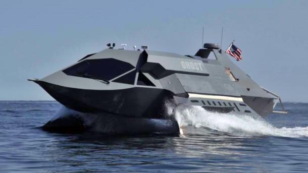 The U.S. Navy Ghost Shall Haunt Enemies 3