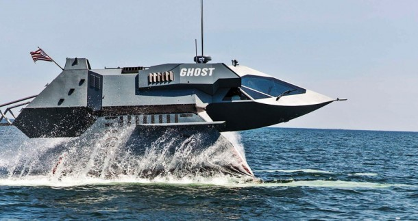 The U.S. Navy Ghost Shall Haunt Enemies