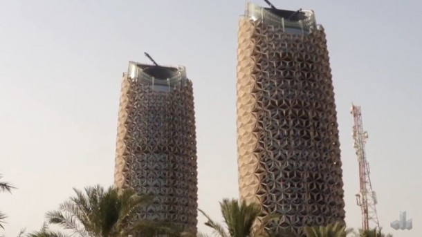 These Skyscrapers Fight The Sun In An Amazing And Unique Way