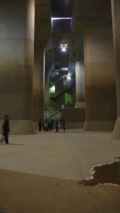 Tokyo pantheon water tank26