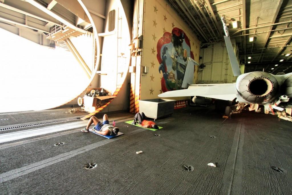 USS Eisenhower19