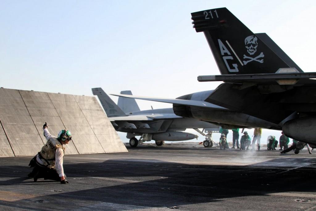 USS Eisenhower25