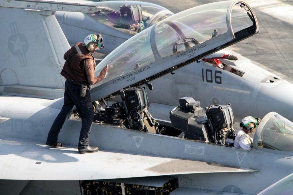 USS Eisenhower30