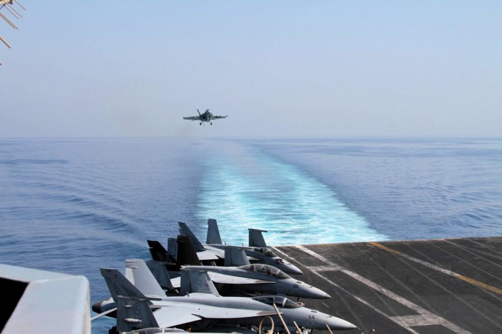 USS Eisenhower35