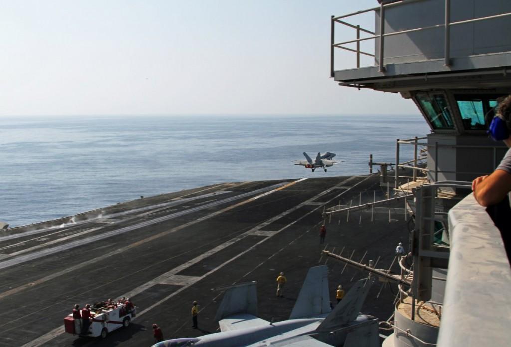 USS Eisenhower36