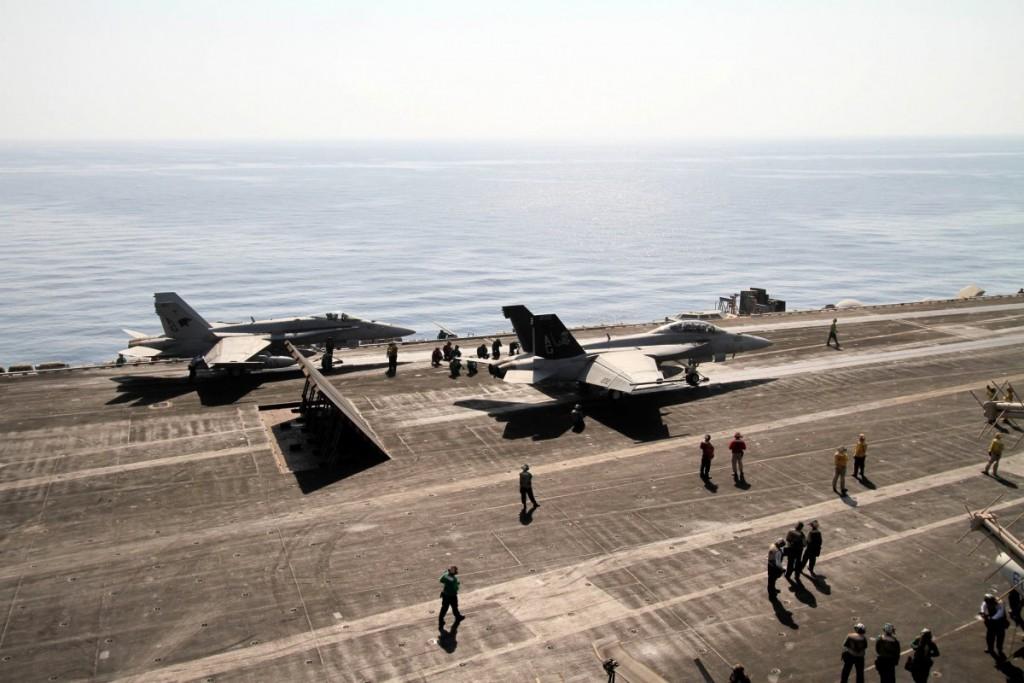 USS Eisenhower38