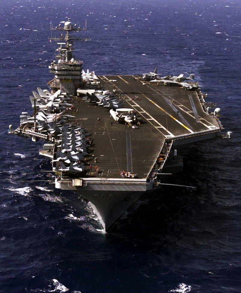 USS Eisenhower40