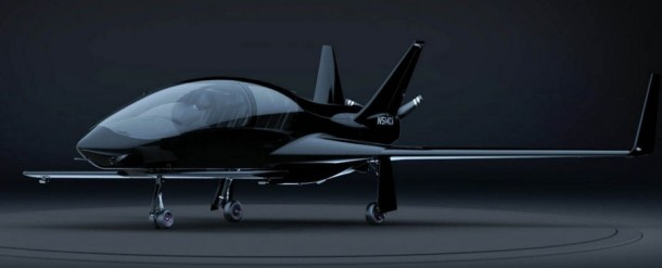 Valkyrie affordable jet3