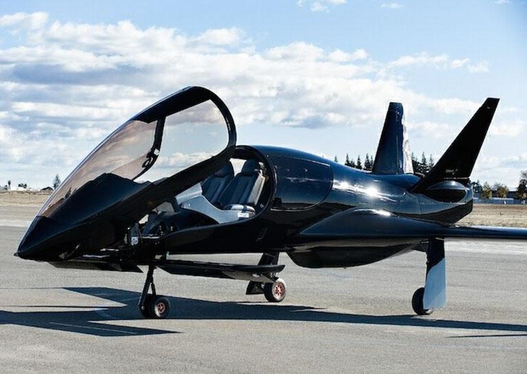 Valkyrie affordable jet4